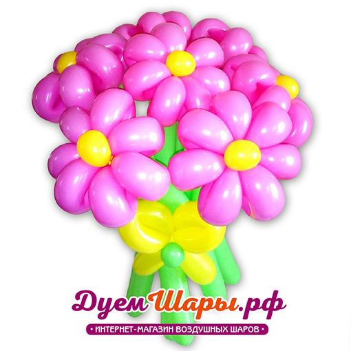 Фигура Букет цветов 7шт