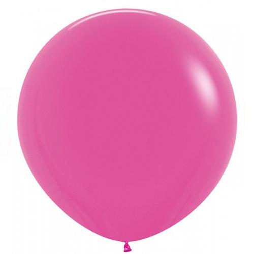 Большой шар Фуксия