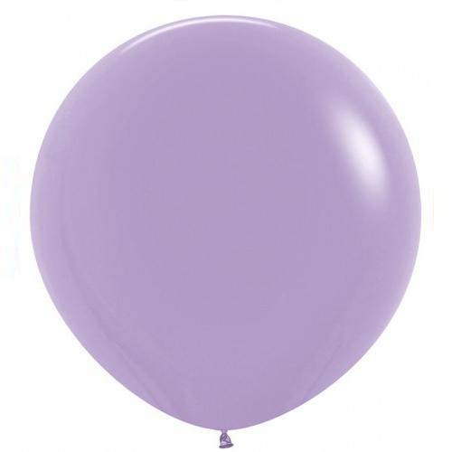 Большой шар Сиреневый