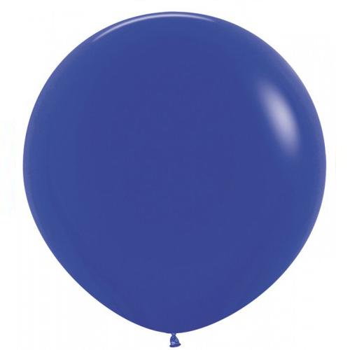 Большой шар Синий