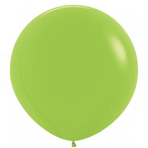 Большой шар Светло-зеленый