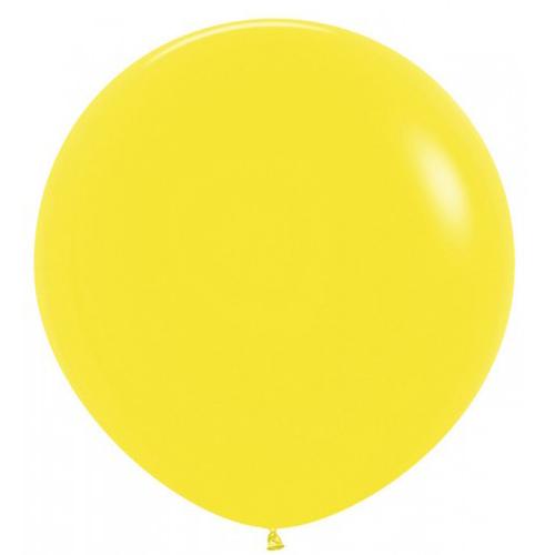 Большой шар Желтый