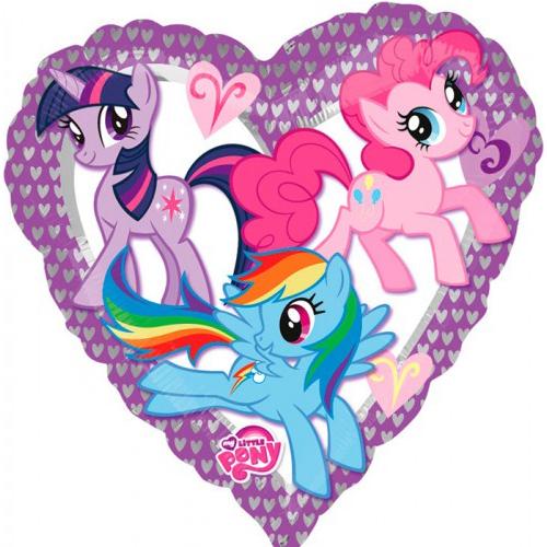 Сердце Моя маленькая пони