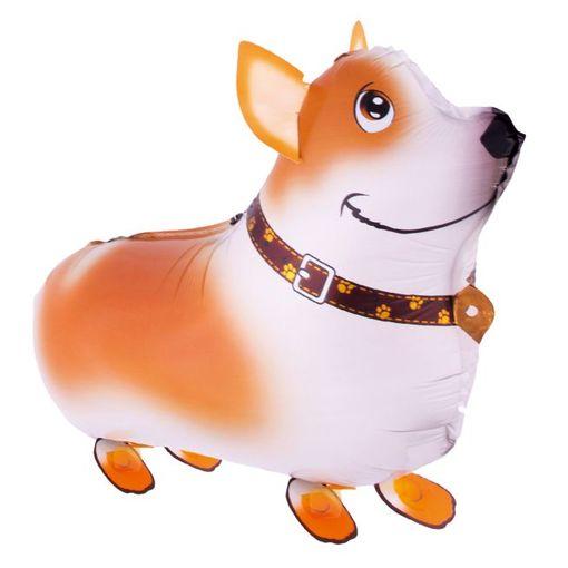 Ходячая Фигура Собака Корги