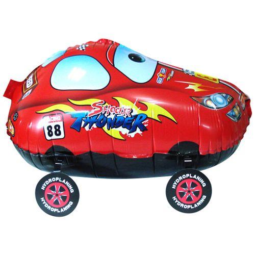Ходячая Фигура Гоночная машина Красная