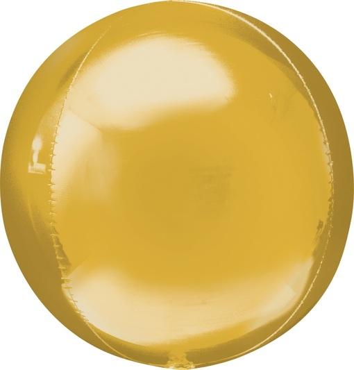 Сфера 3d Золото
