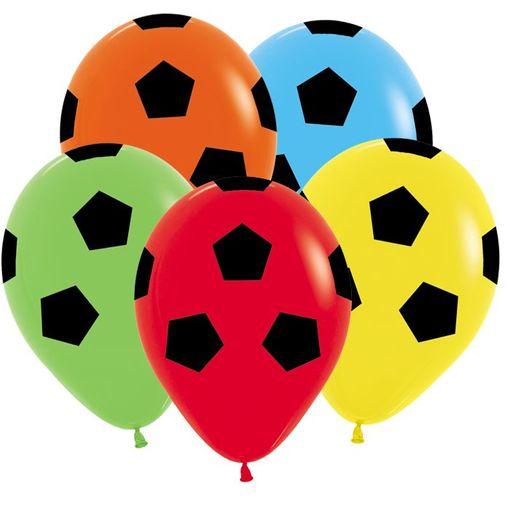 Футбольный мяч, Ассорти