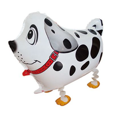 Ходячая Фигура Собака Далматинец