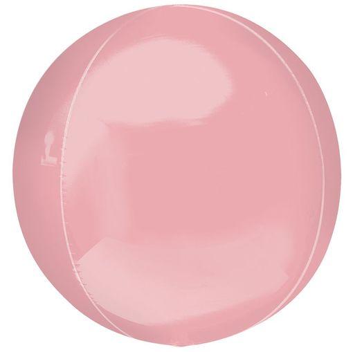 Сфера 3d Розовый