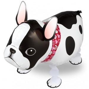 Ходячая фигура Собака Бульдог