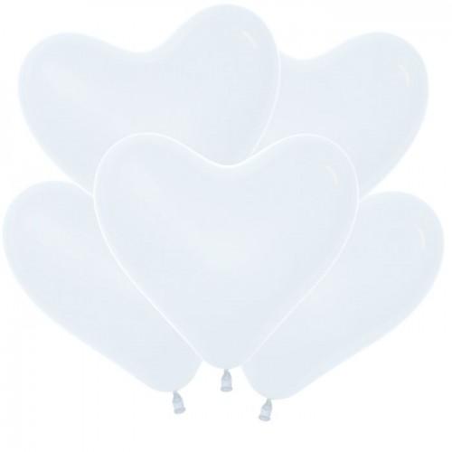 Сердце Белое (латекс)